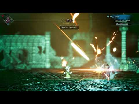 [Octopath Traveler] Kaia, Mother of Dragons (III) Side Quest Guide