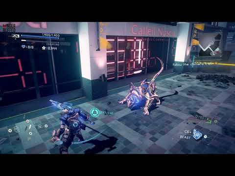 [Astral Chain] File 02 - Buried Item (Excavation Order)