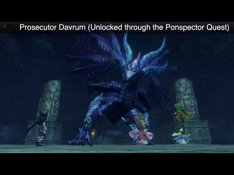 All Unique Monster Locations Future Connected (Xenoblade Chronicles)