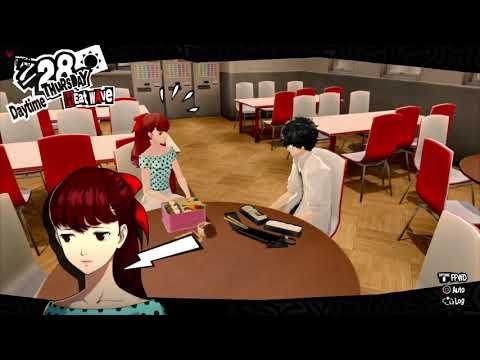 All Faith Confidant Ranks (Kasumi Yoshizawa) - Persona 5 Royal