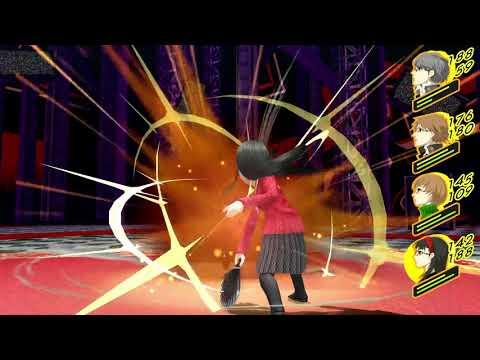 Persona 4 Golden - Quest 6 - Acquire Ritz Wire
