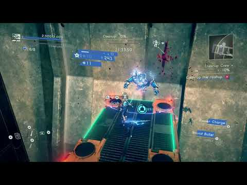 [Astral Chain] File 08 - Toilet Location