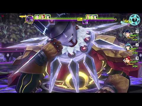 Chapter 2 Boss Fight - Tokyo Mirage Sessions Encore