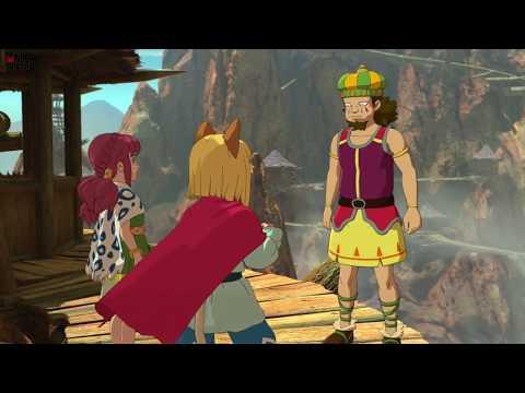 [Ni No Kuni 2] Sidequest #3 - Munokhoi, the shy pirate (12 Munokhoi)