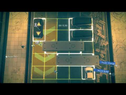 [Astral Chain]File 08 - Heavy Traffic 1 Solution