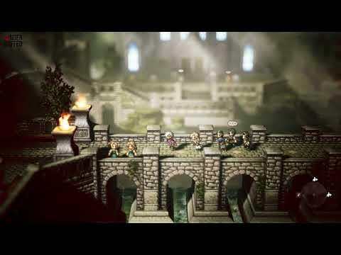 [Octopath Traveler] Daughter of the Dark God (II) Side Quest Guide
