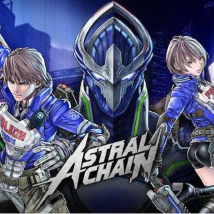 Astral Chain – Heavy Traffic