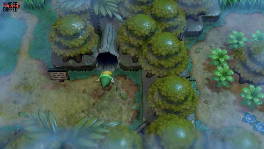 Link's Awakening - Mysterious Forest 1