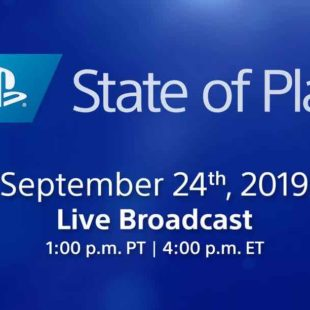 Playstation – State of Play – September