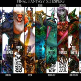 FINAL FANTASY XII: THE ZODIAC AGE – Esper Licenses