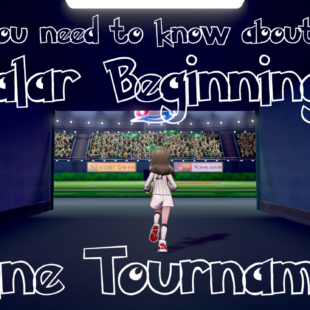 How to participate in the First Pokémon Sword & Shield Online Tournament