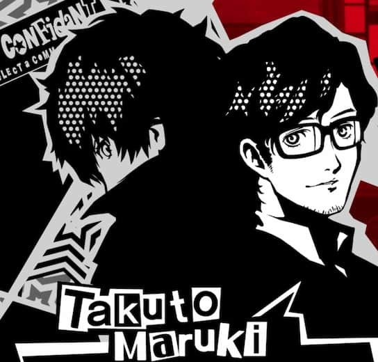 Councillor Confidant Guide Persona 5 Royal Takuto Maruki Underbuffed