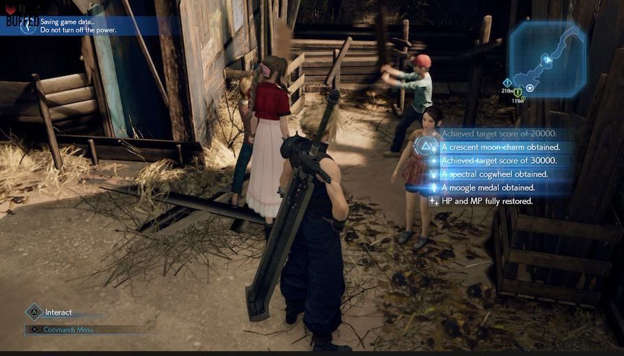 Final Fantasy VII Remake - A Verified Hero
