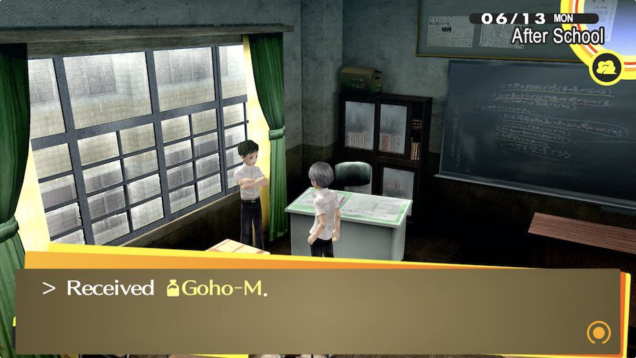 Persona 4 Golden The Girl on the Rooftop Quest 2