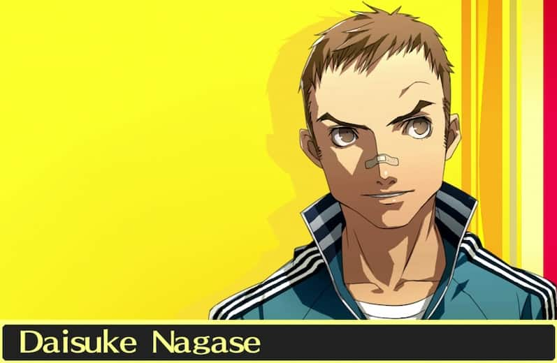 Strength Confidant Persona 4 Golden Soccer Fellow Athletes